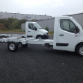 CHASSIS CABINE RENAULT MASTER 145CV